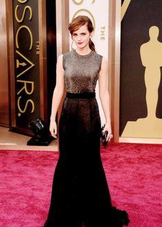 Emma Watson - Academy Awards 2014