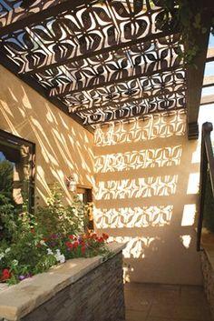 parasoleil shade panel