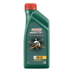 Моторное масло Castrol Magnatec Professional A5 5W-30 синтетическое, 1 л