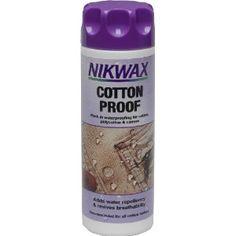#4: Nikwax Cotton Proof - 10oz.