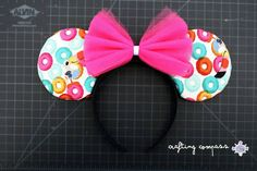 Fruity Tooty Loopy Loop Ears NOW available in our Etsy store!!!     #fruitloops #fruits #fruit #disney #disneyworld #disneyland #craftingcompass #minniemouse #mickeymouse #mouseears  #disneyfashion #disneyfan #disneylover #disneybound #disneyfreaks #disneyforlife #adventureisoutthere #disneyaddict #minnie #mickey  #tucan #mouse #creative #cereal #colorful #etsy by craftingcompass