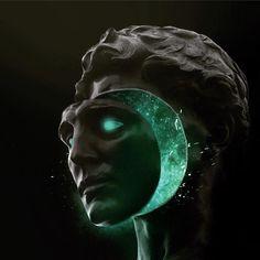 +xy Radio - Daily Promo mix: 02 by 🎧 +xy on SoundCloud Cyberpunk Aesthetic, Vaporwave Art, Arte Horror, Greek Art, Glitch Art, Human Art, Aesthetic Art, Dark Art, New Art