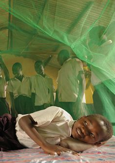 Protect a Child from Malaria - Malaria kills nearly 1 million people every year, most under the age of 5. It is transmitted exclusively by mosquitos and is both preventable and treatable. Your gift will help give children and their families the gift of mosquito-free sleep with an insecticide-treated bed net. These high quality nets last three times longer than standard mosquito nets.