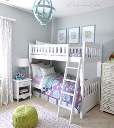 Cheap Chandeliers For Girls Rooms | Centsational Girl » Blog Archive » Girl's Room: FAQs + Projects