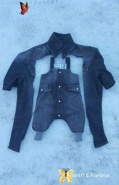 Mache einen Rock aus Jeans   - Nähen - #aus #einen #Jeans #mache #nähen #Rock  <br> Tinta Chalk Paint, Duck Egg Blue Chalk Paint, Upcycled Crafts, Baby Outfits, Kids Outfits, Baby Sewing, Refashion, Overall Shorts, Diy Clothes