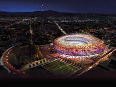 Camp Nou Barcelona Football Club | AFL Architects