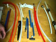 1000 images about pex pipe plumbing on pinterest plumbing pipes and water supply. Black Bedroom Furniture Sets. Home Design Ideas