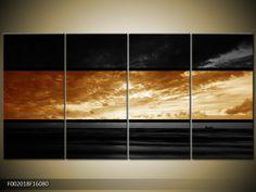 Tablou din patru piese 160x80   Tablou din patru piese   Tablouri moderne din mai multe piese