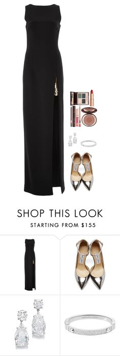 """Untitled #480"" by h1234l on Polyvore featuring Haney, Jimmy Choo, Michael Kors, Charlotte Tilbury, women's clothing, women, female, woman, misses and juniors"