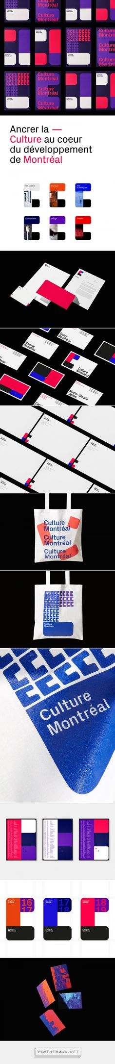 Culture Montréal Identity - Mindsparkle Mag... - a grouped images picture - Pin Them All