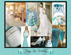 Tiffany Wedding Inspiration #Wedding #Planner #Greenville  Your Right Hand Assistant