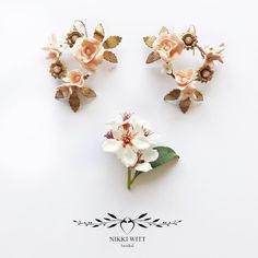 The Nikki Witt Alice Earrings Bespoke Jewellery, Alice, Stud Earrings, Colours, Eye, Accessories, Jewelry, Instagram, Jewlery