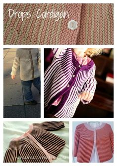 7 Free Knitting Patterns for Toddler Sweaters | Winding the Skein