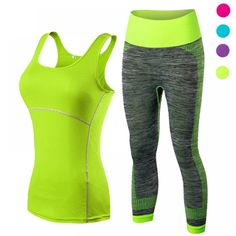 Ladies Sports Top Leggings Yoga Gym Clothing Workout Price: $SALEPRICE & FREE Shipping!!! Great! Awesome!Tag a friend who would love this! Fashion and Beauty!!! 😀Ladies Sports Top Leggings Yoga Gym Clothing Workout $SALEPRICE and FREE Shipping #love #TAGUS #amazing #likeit #summer #beautiful} #hashtag1love Ladies Sports Tops, Sports Women, Suit Prices, Tops For Leggings, Gym Leggings, Ladies Leggings, Seamless Leggings, T Shirt Costumes, Outfit Sets