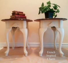 French Provincial Furniture, Stool, Table, Home Decor, Homemade Home Decor, Stools, Mesas, Chair, Desk