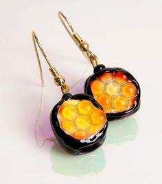 sushi earings  www.burcutansug.com