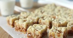 Say it with me... Gooey Caramel Butter Bars.  The name says it all. But first, an apology to my Facebook followers for teasing you with t...