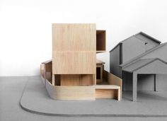 Anthony Gill Bondi House Model | Yellowtrace