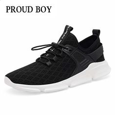 Comode scarpe da running uomo Primavera e autunno Sneakers in mesh  traspirante per uomo Sneaker leggero ab5d865ef25