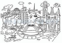 Skyline designs : Los Angeles-Skyline