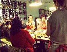 Estraperlo: el placer de cocinar y comer en Sevilla. Alameda de Hércules, 79.