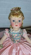 "Madame Alexander  14"" Hard Plastic Doll -  Little Women ""Amy"" w/wrist tag & Box  in Dolls & Bears, Dolls, By Brand, Company, Character, Madame Alexander, Vintage (Pre-1973), 1948-59 | eBay"