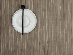 MASINFINITO CASA - Chilewich Riv Weave Table Mat Color / Coconut