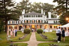 Wedding at Glen Magna Farms - Danvers, MA