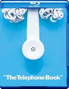 THE TELEPHONE BOOK VINEGAR SYNDROME BLU-RAY