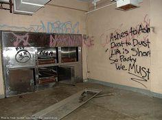 Random: SF Abandoned Hospital