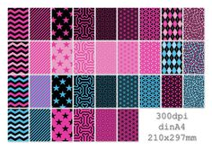 Hey, I found this really awesome Etsy listing at http://www.etsy.com/listing/129881992/001-monster-high-inspired-digital-paper