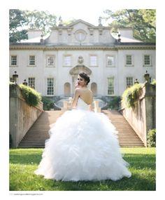 Swan House - Atlanta Wedding Planning & Coordiantion