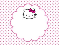 Hello kitty printable