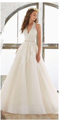Spring 2017 Wedding Dresses, Dream Wedding Dresses, Bridal Dresses, Wedding Gowns, Modest Wedding, Spring Wedding, Wedding Dresses For Petite, Wedding Dresses Simple Short, Wedding Ceremony