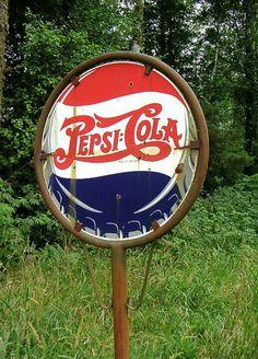 Pepsi cola bottle cap