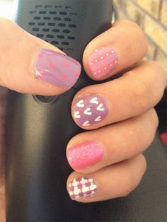 girlshue - Awesome Summer Nail Art Designs & Ideas For Girls 2013