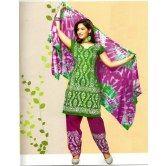 green-and-pink-salwar-suit-material