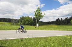 Schwarzwald-Bike / Touren / Südschwarzwald / Rennradtouren / Schluchsee - Löffingen - Bonndorf