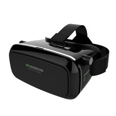 MONOJOY 3D VR Virtual Reality Headset 3D Video Movie Game Glass For Smartphone 3.5~6 Inch. ✔ 3D EFFECT, AWESOME FEELING - Turn your smartphone into a virtual reality viewer. You can experience the immersive, fun and exciting world of VR. Fly through the Grand Canyon, play 3D games, travel the city streets of Paris or become a character in an animated film, whether sitting lying or standing. Lenses using vacuum ion plating refining, capable of blocking electromagnetic radiation and no side...