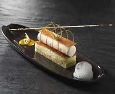 Relais & Châteaux - Villa Florentine (Lyon, France) - Grand Chef Davy Tissot. #villaflorentine #dessert #relaischateaux