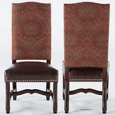 Old World Dining Chairs at Accents of Salado.: Antigua Collection