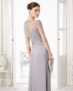 Shop affordable Sheath Long-Sleeve Floor-Length Beaded Bateau-Neck Jersey Prom Dress at June Bridals! Over 8000 Chic wedding, bridesmaid, prom dresses & more are on hot sale. Bridal Dresses Online, Best Prom Dresses, Wedding Dresses Plus Size, Mermaid Prom Dresses, Ball Dresses, Ball Gowns, A Line Evening Dress, Evening Dresses, Unconventional Wedding Dress