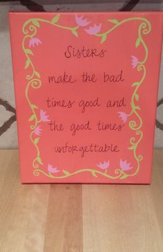 Canvas Paintings on Pinterest | Canvas Quotes, Diy Canvas and ...