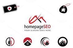 Mega Bundle - 15 Exclusive Logos by JigsawLab on Creative Market