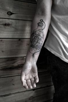 tattoo by Thomas Cardiff