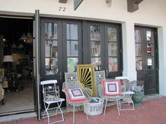 Tracery Shop in Rosemary Beach, FL