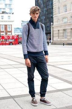 Street Style Moda Hombre Primavera Verano 2015   Galería de fotos 47 de 103   VOGUE