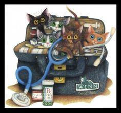 Winn Feline Foundation honors veterinary technicians