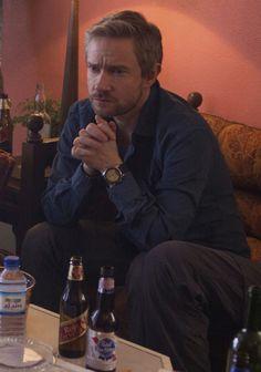 Beautiful Martin in Whiskey Tango Foxtrot
