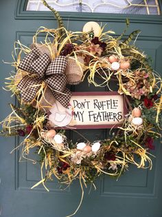 Wreaths by Cherie on Facebook, please come see my page :)
